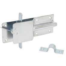 Sicherheits-Stallriegel mit Schnappverschluss
