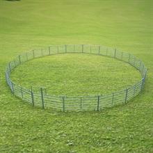 VOSS.farming Weidepanel-Set Longierzirkel groß, 17 m Durchmesser