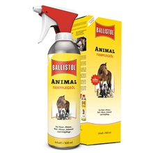 BALLISTOL Animal - Tierpflegeöl mit GRATIS Sprühkopf, 500ml