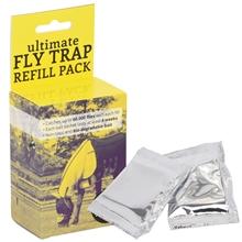 QHP Nachfüllpackung für QHP ultimate Fly Trap - Outdoor Fliegenfalle, 2x 16g
