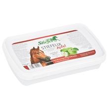 Stiefel Stiefelix Apfel-Leckschale - getreidefreie Belohnung für Pferde, 750g