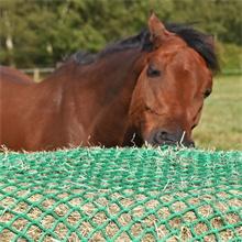 """VOSS.farming Futtersparnetz """"rund"""" für Heu-Rundballen - Ø 3,50m, Maschenweite 4,5x4,5cm"""
