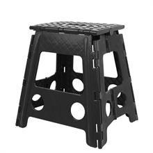 Step-up Hocker, klappbare Aufstiegshilfe, Aufsitzhilfe - für Reitplatz, Halle, Stall, Turnier, 39cm