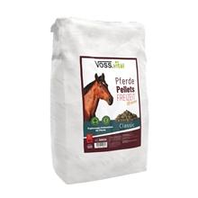 VOSS.vital Pferdepellets Freizeit 10mm - Pferdefutter, 15kg