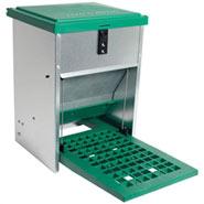 Feedomatic Futterautomat mit Trittplatte (5 kg)