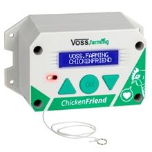 """VOSS.farming """"ChickenFriend"""" - Steuerung automatische Hühnertür, Hühnerklappe"""