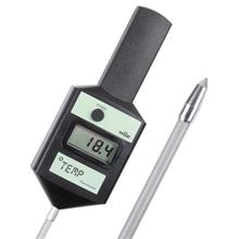 B-Ware: Wile TEMP - Digitales Temperaturmessgerät für Heu, Stroh, Späne und Getreide
