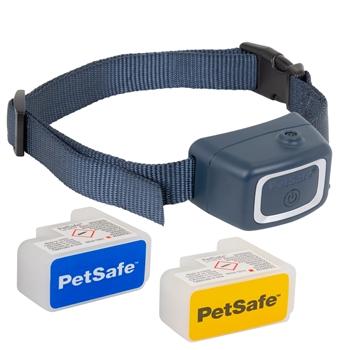 "PetSafe Sprühhalsband ""PBC19-16370"", Hunde Antibellhalsband mit 2x Spray"