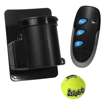 "DogTrace ""d-balls mini"" Ballfallmaschine für Hundetraining und -ausbildung, inkl. Fernbedienung"