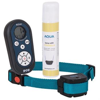 "DogTrace ""AQUA Spray D-300"" - Sprühhalsband für Hunde 300m, Erziehungshalsband mit Spray"
