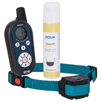 "DogTrace ""AQUA Spray D-900"" - Sprühhalsband für Hunde 900m, Erziehungshalsband mit Spray"