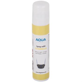 """DogTrace """"AQUA Spray"""" - Nachfüllspray Citronella für Hunde-Sprühhalsband"""