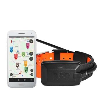 DogTrace GPS X30 Ersatzhalsband, Zusatzhalsband, Ersatzsender/-empfänger für Hundeortungsgerät