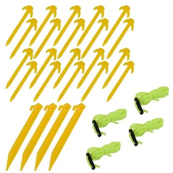 VOSS.farming Premium Service Set für Netze, gelb