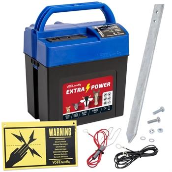 """VOSS.farming """"Extra Power 9V"""" - 9V Weidezaungerät Batteriegerät"""