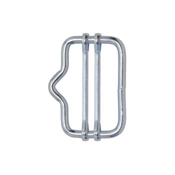 5x VOSS.farming Elektrozaun Band-Verbinder bis 40mm (mit Nase)