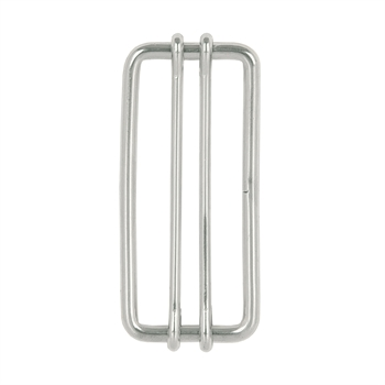 5x VOSS.farming Elektrozaun Band-Verbinder bis 60mm, NIRO-EDELSTAHL