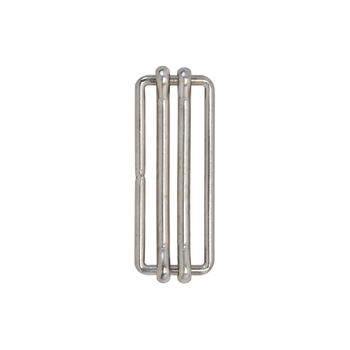 5x VOSS.farming Elektrozaun Band-Verbinder bis 60mm