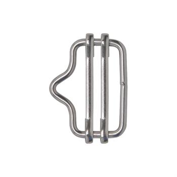 5x VOSS.farming Band-Verbinder bis 20mm NIRO-EDELSTAHL (mit Nase)