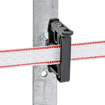 90cm Zaunanschlusskabel Band Weidezaun  44208 Clip