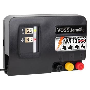 """VOSS.farming """"NVi 13000 DIGITAL"""" - sehr starkes 230V Weidezaungerät"""