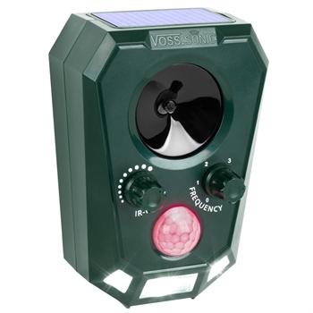 VOSS.sonic 2200 Ultraschall-Abwehr mit Solarbetrieb