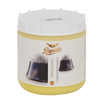 Rapide hoof grease - Huffett farblos, 1 l