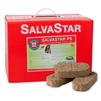 """SALVANA """"SALVASTAR PS"""", Vitamin-Mineral Riegel für Pferde, 12,5kg"""