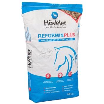 """Höveler """"REFORMINPLUS"""", vitaminiertes Mineralfutter für Pferde, 10kg Nachfüllpack"""