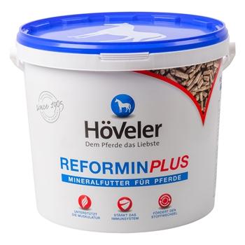 """Höveler """"REFORMINPLUS"""", vitaminiertes Mineralfutter für Pferde, 10kg Eimer"""