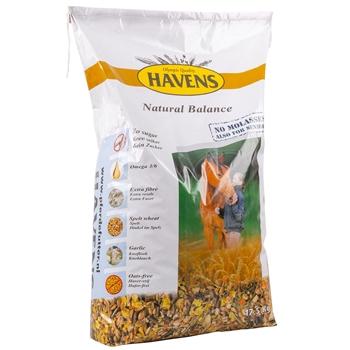 """HAVENS """"Natural Balance"""", haferfreies Pferdemüsli ohne Melasse, 17,5kg"""