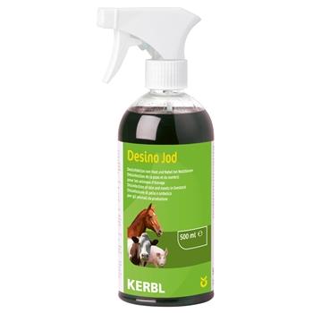 KERBL Desinfektionsspray Desino Jod, 500ml