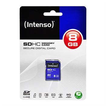 Speicherkarte SD, 8GB, Wildkamera