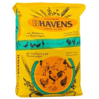 """HAVENS """"ENTEN- UND FASANEN-KÖRNERFUTTER"""", für Geflügel und Wasservögel, 25kg"""
