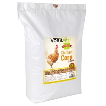 VOSS.vital - Hühnerfutter, Chickencorn MAX, 15kg