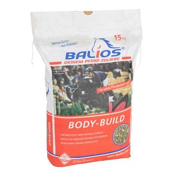 """Balios """"BodyBuild"""" - Aufbaufutter für Pferde, 15kg"""