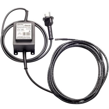 electra-Therm 12V, mit Trafo, Frostschutzheizung, Heizkabel 3,7m