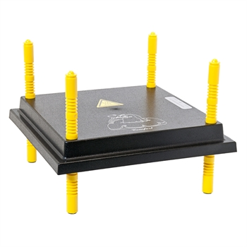 Küken-Wärmeplatte Comfort  30x30cm / 22W mit stufenlosem Regler