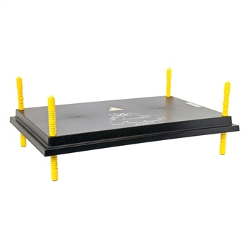 Küken Wärmeplatte Comfort 40x60cm / 56W mit stufenlosem Regler