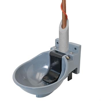 Lister Tränkebecken mit Rohrbegleitheizung SB 2 H/230 RBH, 54W