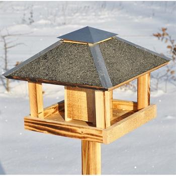 Blaavand - Vogelhaus im original dänischen Design 123cm hoch! 28cm Lang, 35cm breit