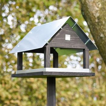 Paris - Vogelhaus im original dänischen Design - Gesamthöhe ca. 116cm, inkl. Holzständer