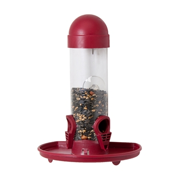 """Perky Pet Vogelstation, Vogelhaus """"Bird-Watch"""" für die Fensterscheibe, inkl. Saugnäpfe"""