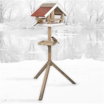 """VOSS.garden """"Birdy"""" - Vogelhaus inkl. Ständer"""