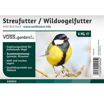 Vogelfutter, 5kg Streufutter Pic:3