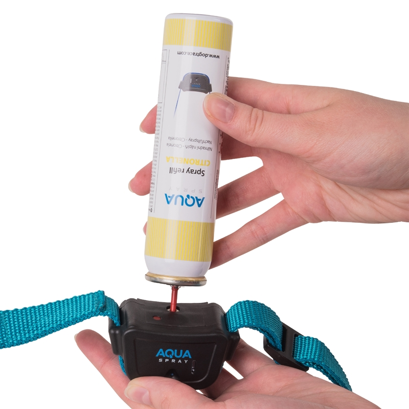 Dogtrace Aqua Spray D 300 Spruhhalsband Fur Hunde 300m