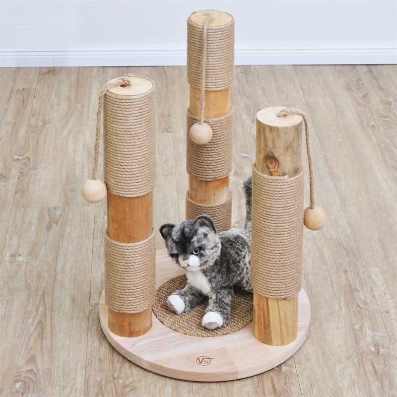 26508-Kratzbaum-drei-pfaehle-Holz-triple-post-solid-wood-VOSS-minipet-Kaiser.jpg