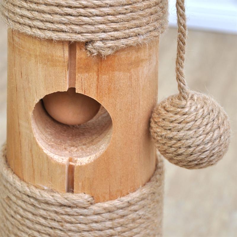 26510-Kratzbaum-aus-Holz-ein-Pfahl-Solid-Wood-Single-Post-Caesar-stabil-Massivholz-robust.jpg