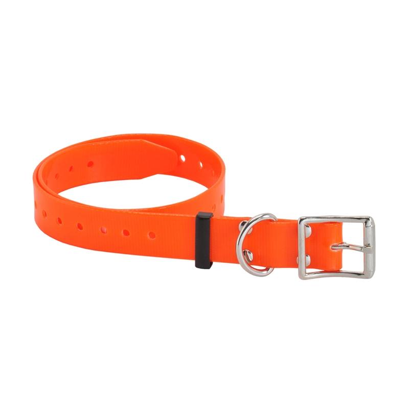 Halsband für Ferntrainer, orange