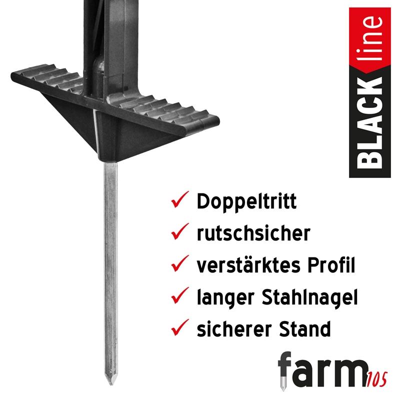 42173-voss-farming-kunststoffpfahl-metallspitze-doppeltritt-105cm-schwarz-black-line.jpg